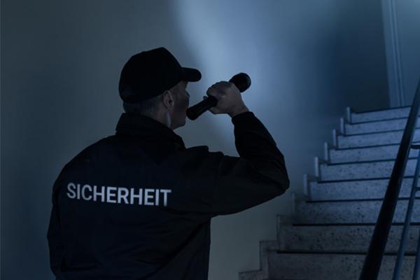 Objektschutz aus Köln